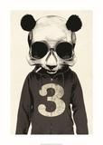Panda No.3 Kunstdruck von Hidden Moves
