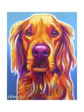 Golden - Macie Art par  Dawgart