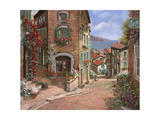 La Discesa al Mare Prints by Guido Borelli