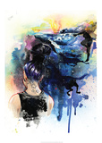 Ocean Dreams Plakat af Lora Zombie