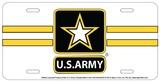 Army Star Tin Sign