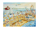 Ocean City Summer Prints by Bill Bell