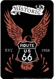Route 66 Eagle Tin Sign