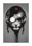 Eye of the Tiger Plakaty autor Hidden Moves