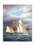 Sailing Oldtimers Posters by Harro Maass