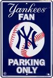 Yankees Parking Blikskilt