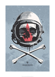 Crossbones Prints by Hidden Moves