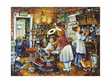 The Dentist Print by Bill Bell