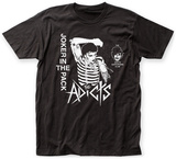 The Adicts- Joker In The Pack Shirts