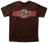 Pink Floyd- Wish You Were Here Cigar Label Shirts