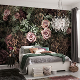 Velvet Wall Mural Wallpaper Mural
