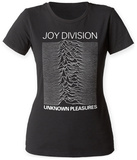 Juniors: Joy Division- Unknown Pleasures T-Shirt