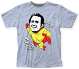 Andy Kaufman- Here To Save The Day Shirts