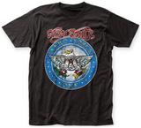 Aerosmith- Aero Force One Distressed Tshirts