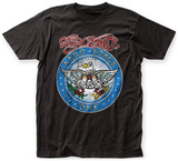 Aerosmith- Aero Force One Distressed T-shirts