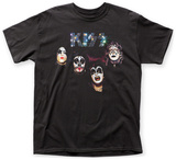 Kiss- Diamond Logo T-shirts
