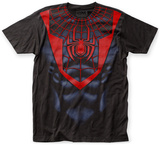 Spider-Man- Miles Morales Costume Tee T-shirts