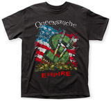 Queensrche- Flag And Money Shirt