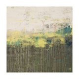 Lithosphere 120 Print by Hilary Winfield