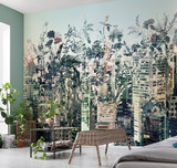 Urban Jungle Wall Mural Wallpaper Mural