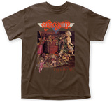 Aerosmith- Toys In The Attic Album Cover T-Shirt