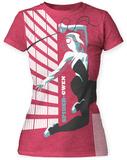Women's: Marvel: Michael Cho- Spider-Gwen Big Print Shirts
