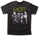 Mott The Hoople- Classic Band Shirts