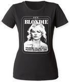 Juniors: Blondie- KPC Presente 26 Sept 78 T-shirt