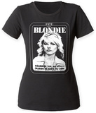 Juniors: Blondie- KPC Presente 26 Sept 78 T-Shirt