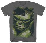 Incredible Hulk- Composed Scowl Shirt