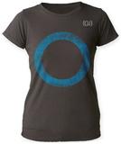 Juniors: Germs- Distressed (Gi) Logo T-shirts