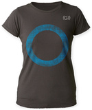 Women's: Germs- Distressed (Gi) Logo T-shirts