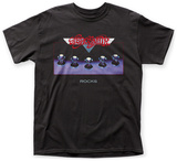 Aerosmith- Rocks Album Cover T-Shirts