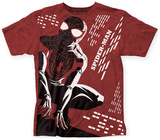 Marvel: Michael Cho- Spider-Man Big Print T-shirts