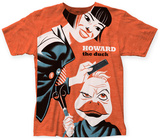 Marvel: Michael Cho- Howard The Duck Big Print T-Shirt