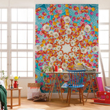 Happiness Wall Mural Wallpaper Mural