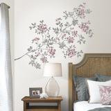 Cherry Blossom Wall Art Kit Wall Decal