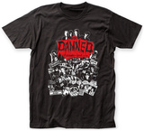 The Damned- 5th Anniversary Lyceum '81 T-shirts