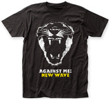 Against Me!- New Wave Tシャツ