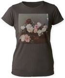 Juniors: New Order- Power, Corruption & Lies Cover Art Shirt