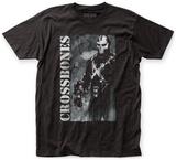 Captain America: Civil War- Black & White Crossbones T-shirts