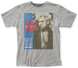 Billy Idol- White Wedding Scowl Tshirts