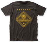 Journey- Departure Gold Mineral Wash T-Shirt