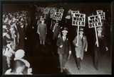 We Want Beer Prohibition Photo Poster Posters