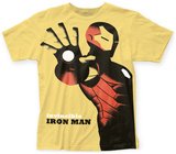 Marvel: Michael Cho- Invincible Iron-Man Big Print Shirts