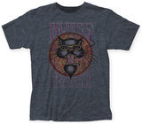 Blues Traveler- Distressed Band Logo Shirts
