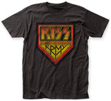 Kiss- Army Logo Shirt