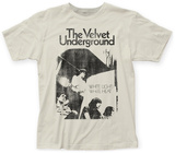 Velvet Underground- White Light/White Heat Shirts