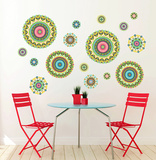Tika Wall Art Kit Wall Decal