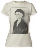 Juniors: Debbie Harry- Beret T-Shirts